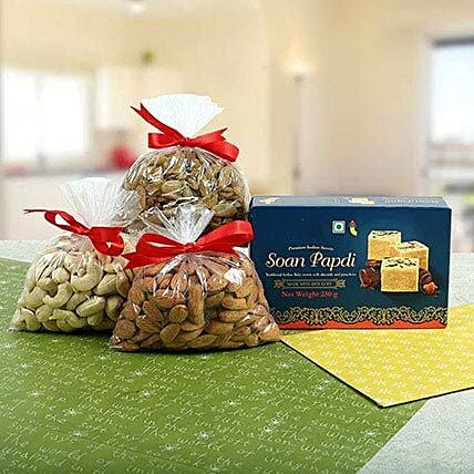 Dry Fruits Diwali Combo:Send Dry Fruits to Canada