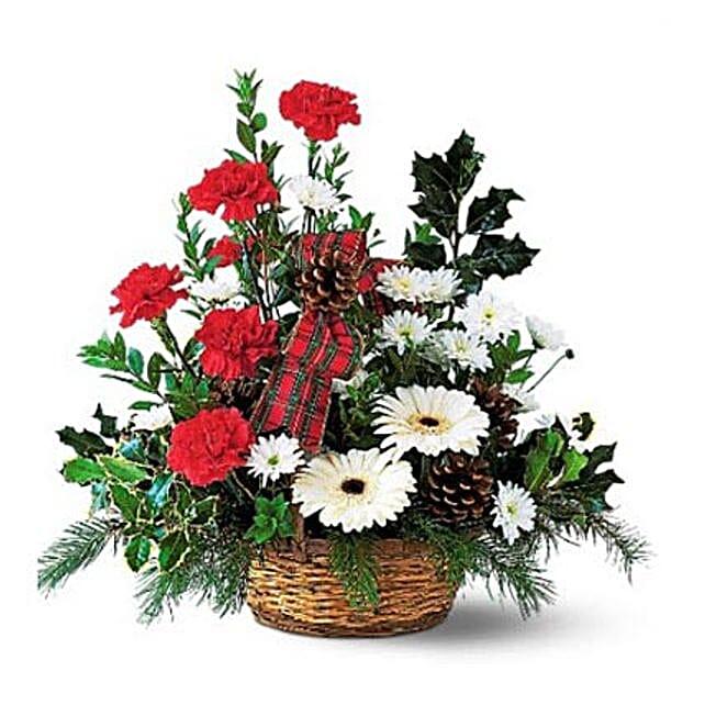 Flowery Basket