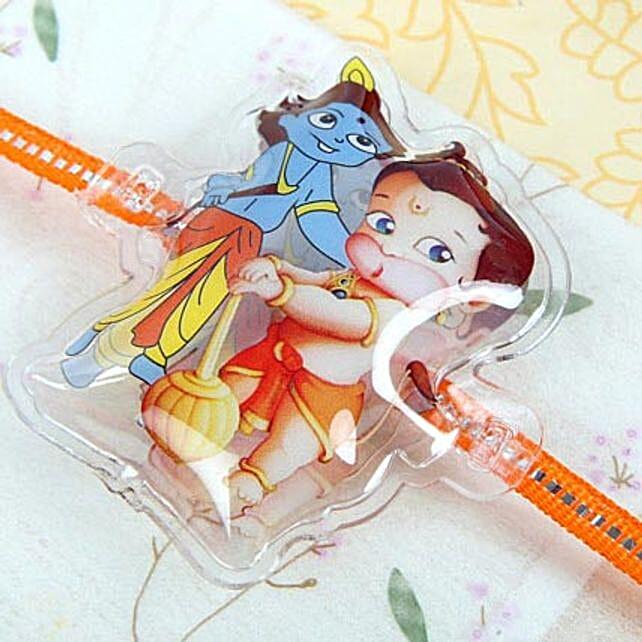 Hanuman N Krishna Rakhi