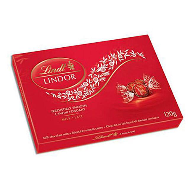 Lindt Lindor Milk Chocolate