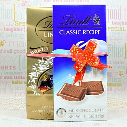 Lindt Luxury Chocolates:All Gifts