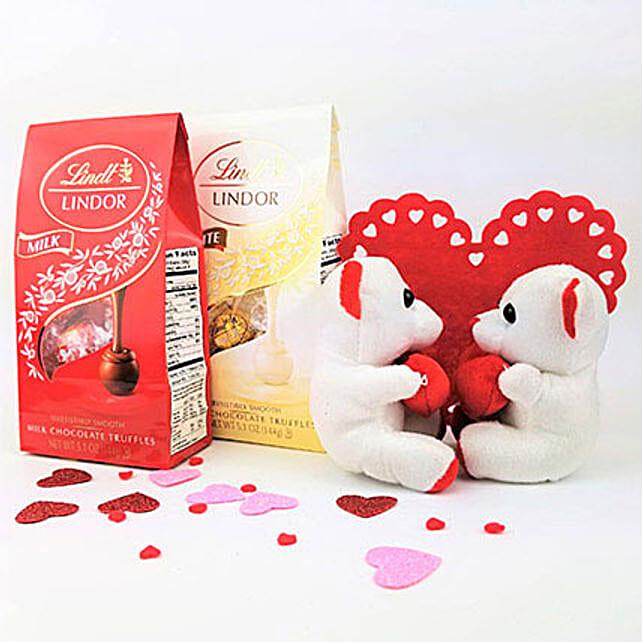 Lindt Valentine Combo