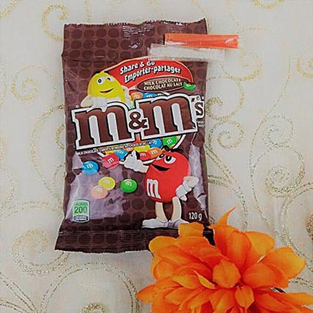 M and M Chocolates N Tikka