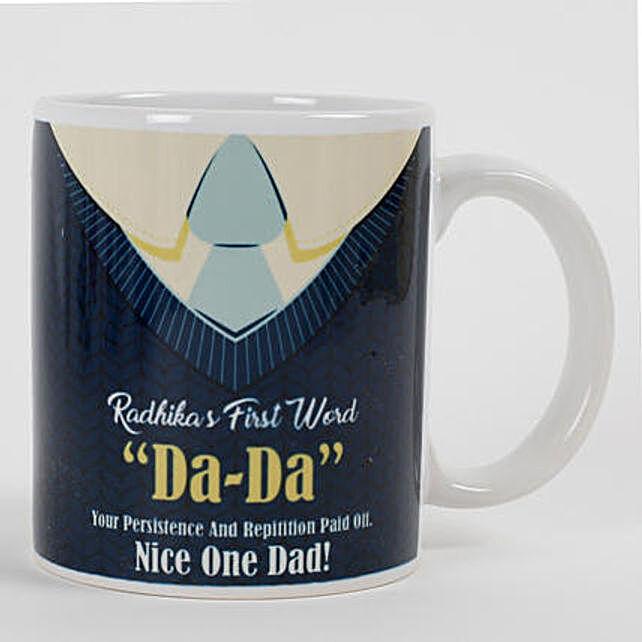 Memorable Personalized Mug For Dad