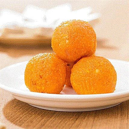 Motichoor ladoo:Gifts for Him in Canada