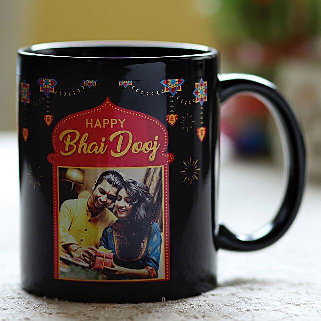 Online Personalised Bhai Dooj Mug