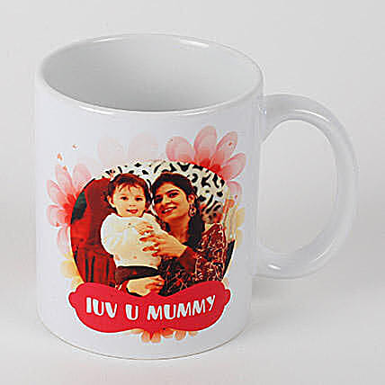 Personalised Photo Mug For Mom