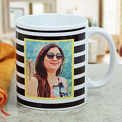 Personalised Printed Mug For Her:Daughter's Day Gifts in Canada