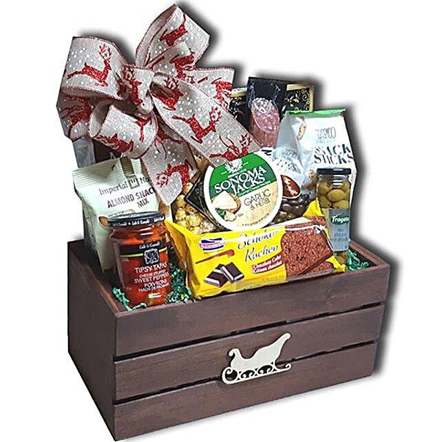 Premium Yuletide Festive Basket