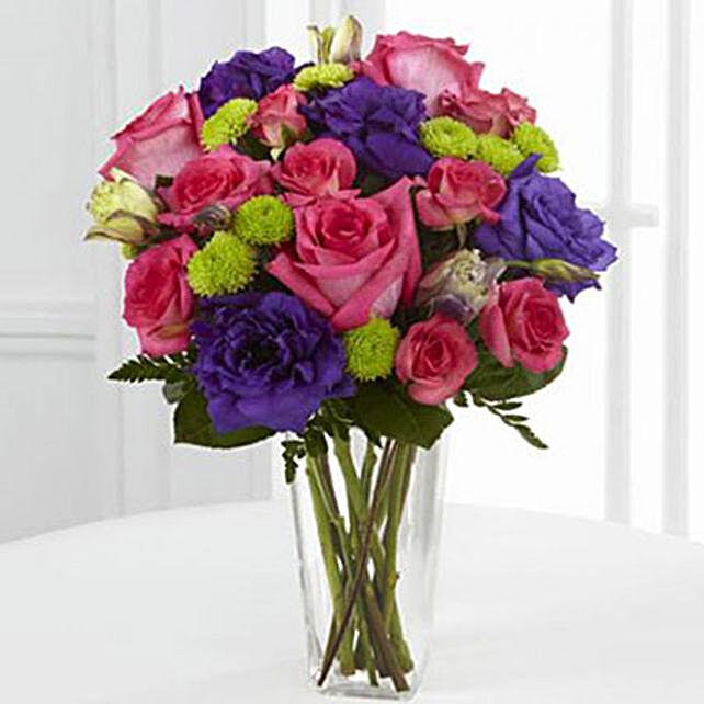 Romantic Melodies Bouquet