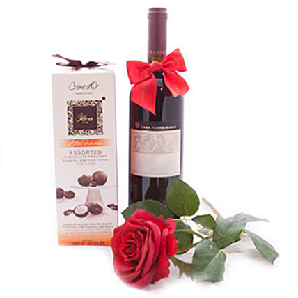 Romantic Wine Surprise:New Arrival Gifts Canada