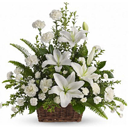 Serenity N Bliss Bouquet