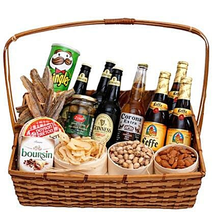 Soul of Russia Basket:Gifts for Boyfriend in Canada