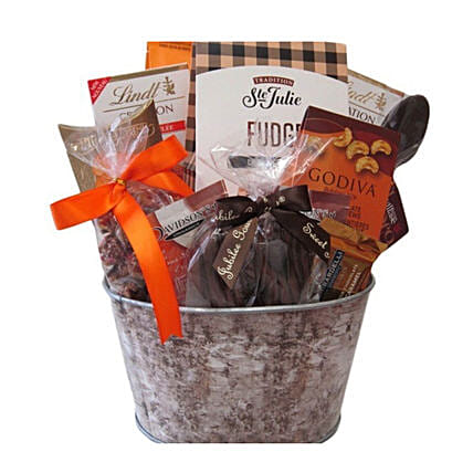 The Sweet Tooth Delight Basket