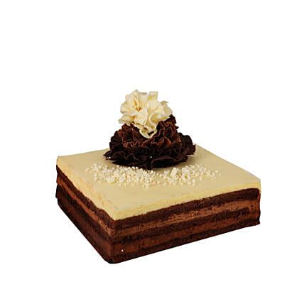 Tripple Chocolate Mousse Brick