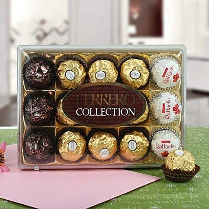 Treat of Ferrero Roch:Send Anniversary Gifts to Canada