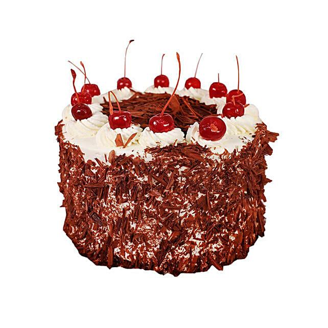 Amarena Cherry Black Forest Cake