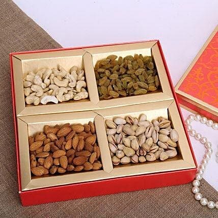 Pampering With Love:Diwali Dry Fruits