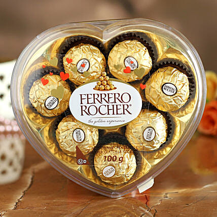 Ferrero Rocher Gift Box:Send Chocolate to Canada