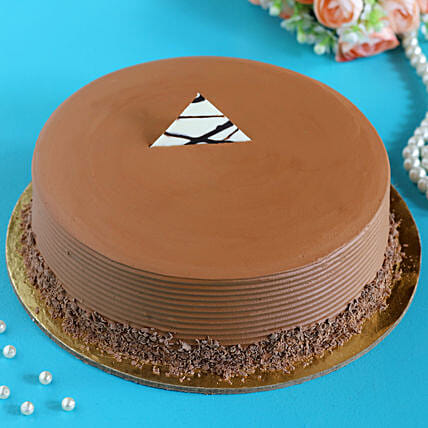 Choco Fudge Cake Half Kg:Send Mothers Day Gifts to Canada