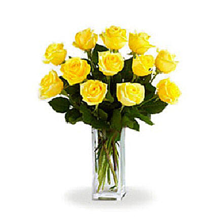 Yellow Roses:Roses Delivery in Canada