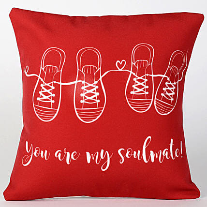 You Are My Soulmate Cushion