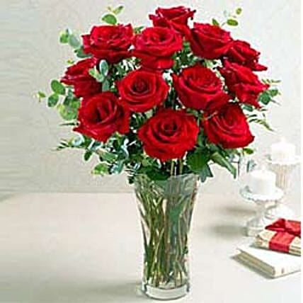 Red rose-CIN:Send Flowers to China