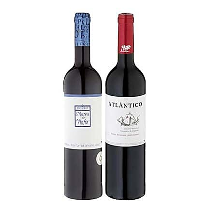 2 Bottle of Fantastic Portugese Wine:Mothers Day Gifts Germany