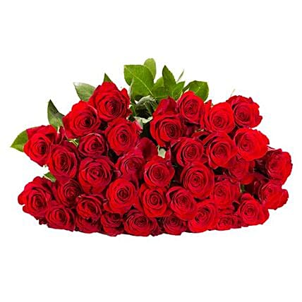 Bunch Of 30 Luxurious Roses:Order Flowers in Germany