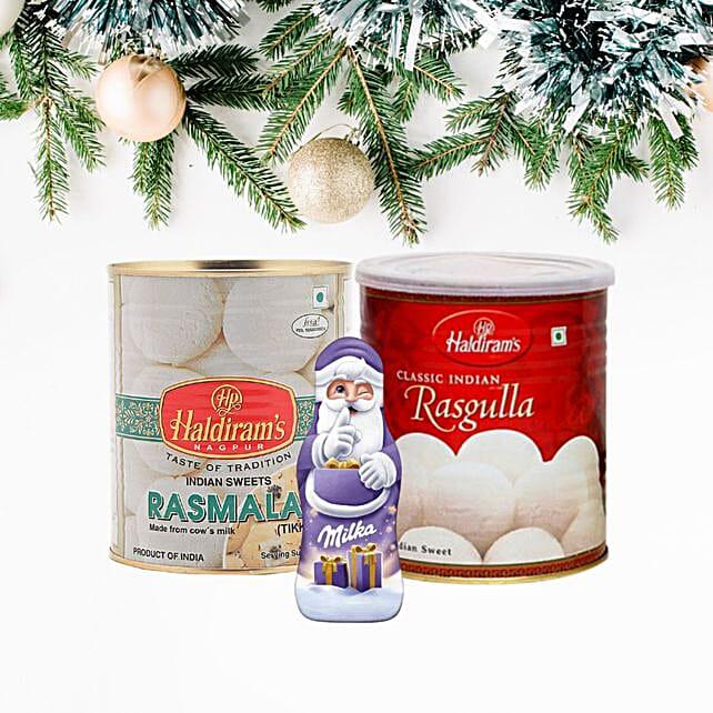 Creamy Christmas Surprise