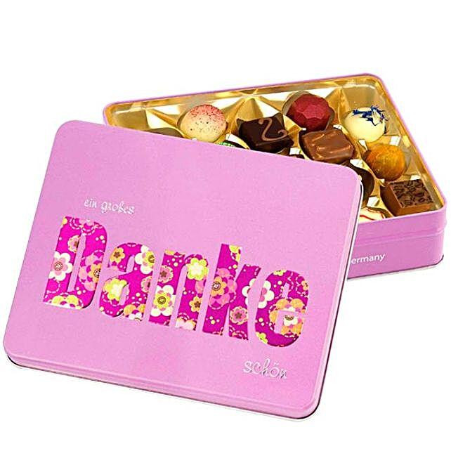 Gift Box A Big Thank You