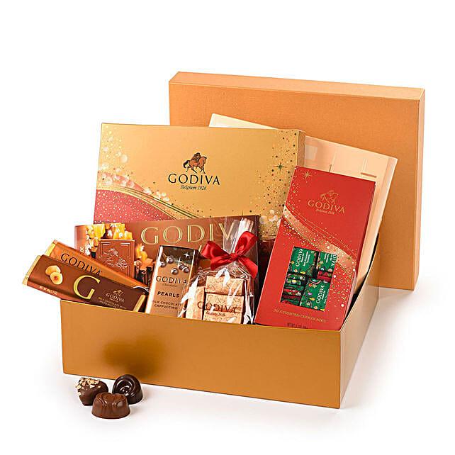 Godiva Christmas Hamper