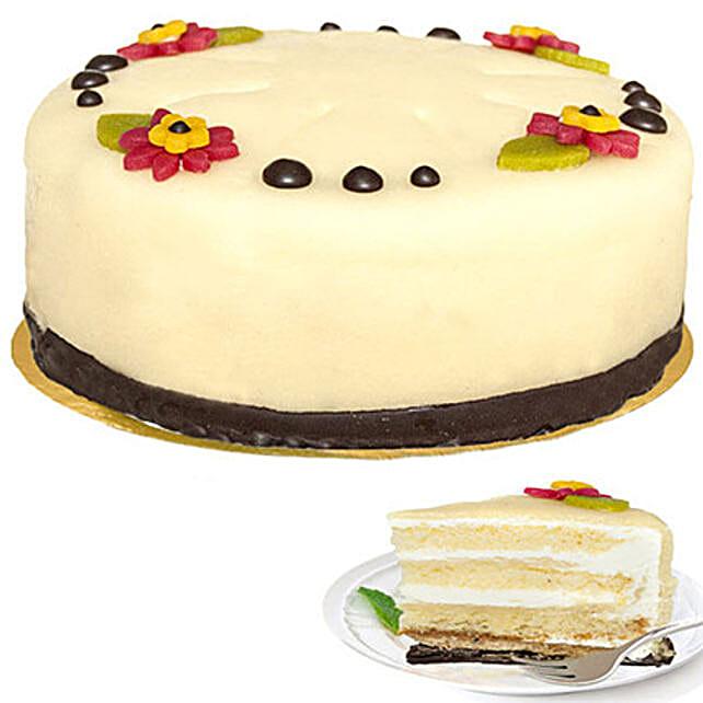 Lubecker Dessert Marzipan Cake