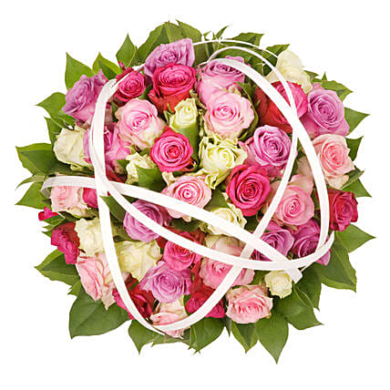 La Vie en Rose:Bouquet Delivery in Germany