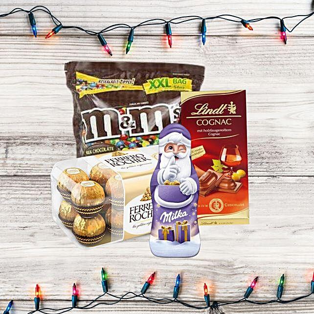 Super Chocolaty Christmas Celebrations