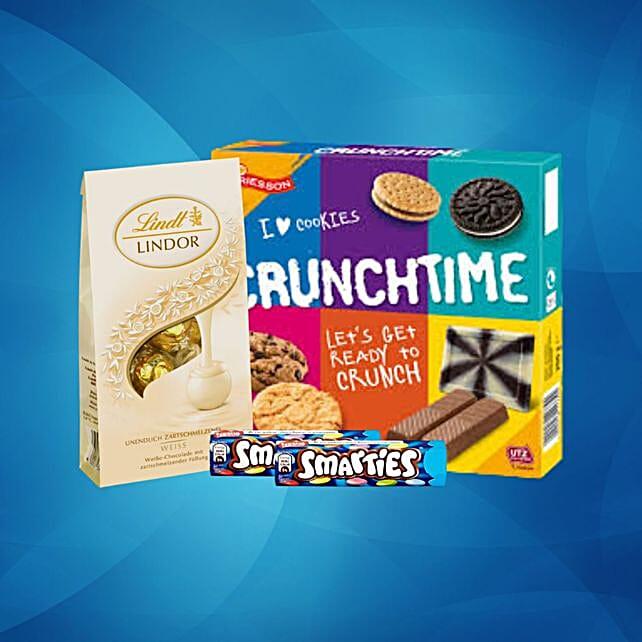 Crunch And Choco Bhaidooj Combo