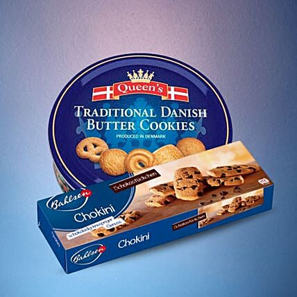 Delicious Danish Cookies:Send Gift Baskets to Germany