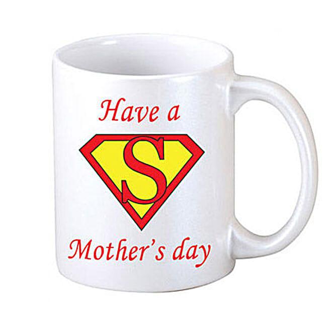 Super Special Mommy Mug-printed white ceramic coffee mug:Send Gifts to Hong Kong