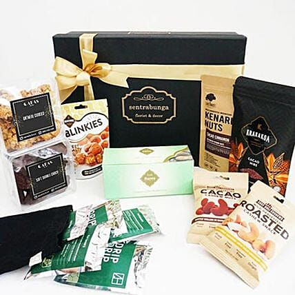 Assorted Cookies Hamper:Order Chocolates in Indonesia