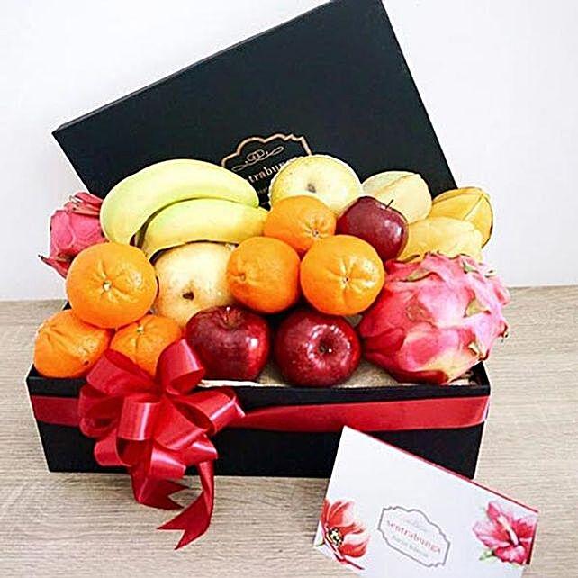 Assorted Fruits Hamper