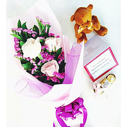 Cute Mini Love Package:Send Mothers Day Gifts to Indonesia