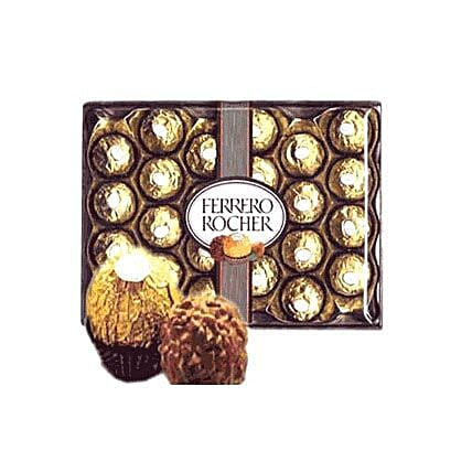 Ferrero Fantasy:Send Chocolate to Indonesia