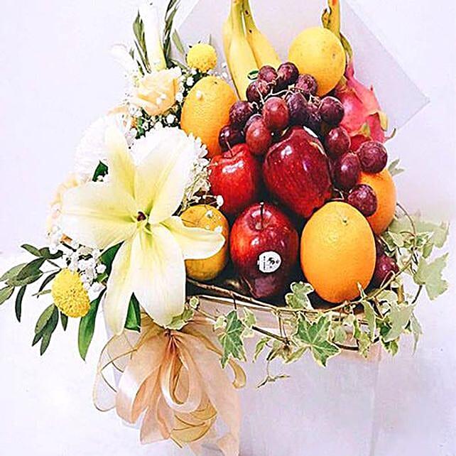 Healthy Fruit Hamper