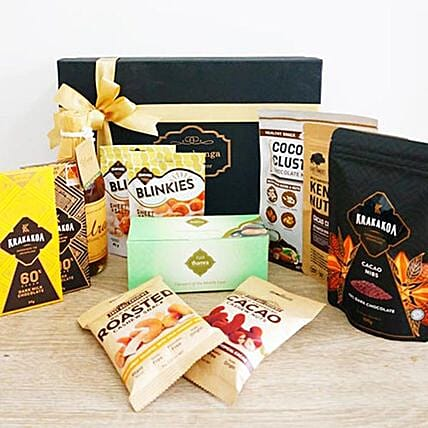 Healthy Snacks Package