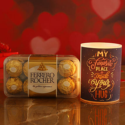 Hug Day Special Hollow:Send Corporate Gifts to indonesia