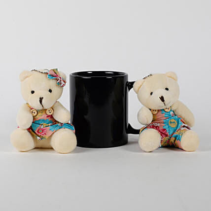 Mug Teddy Bears Combo:New Arrival Gifts Indonesia