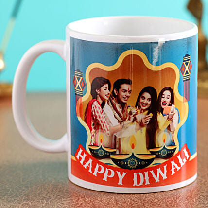 online ceramic printed for diwali:Diwali Gift Delivery in Indonesia