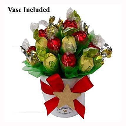Classic Christmas Sweet Bouquet