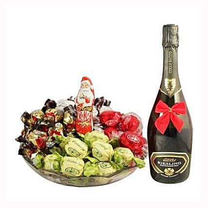 Sweet Me Up With Sparkling Wine
