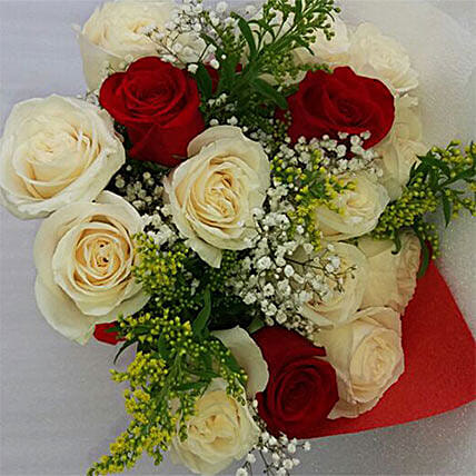 Majestic Roses Bouquet:Send Gifts to Kuwait